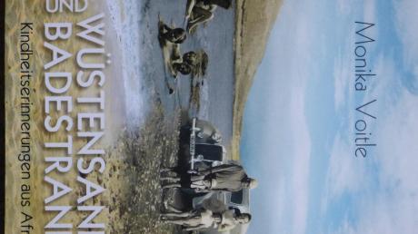 Das Titelbild des Buches von Monika Voitle.
