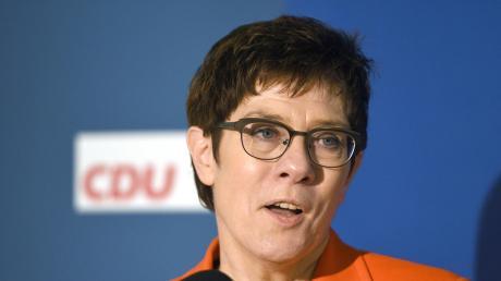 Laut Verteidigungsministerin Annegret Kramp-Karrenbauer wird der Einsatz der Bundeswehr im Irak noch lange dauern.