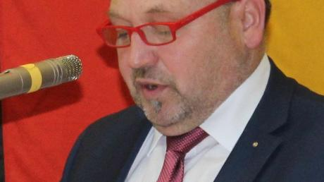 Wallersteins Bürgermeister Joseph Mayer kündigte gestern in seiner Neujahrsrede Projekte im Rahmen der Städtebauförderung zur Belebung des Altortbereiches an.