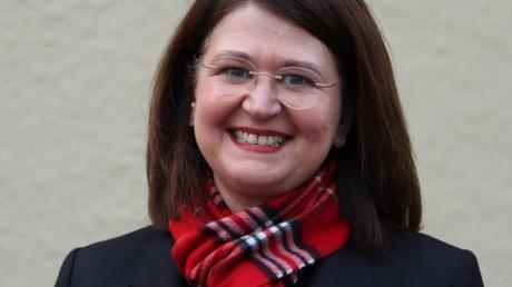 Alexandra Eibl möchte Amerdingens Bürgermeisterin werden. Ihr Ziel ist es, die Dorferneuerung umzusetzen.