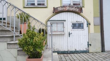 Der Weinkeller Weinstäpfele in Nördlingen im Hotel Sonne hat einen neuen Pächter.