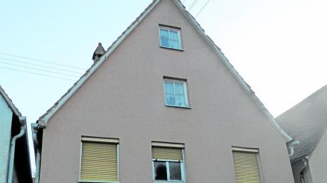 Das Haus in der Henkergasse 5 wirkt äußerlich nicht wie ein Baudenkmal, birgt aber unschätzbare historische Zeugnisse in seinem Inneren.