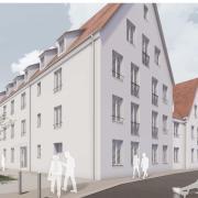 Seit einer Informationsveranstaltung zum geplanten Egerviertel reißt die Diskussion über das Bauprojekt nicht ab. Einer der Kritikpunkte ist die Höhe des vorgesehenen Gebäudes.