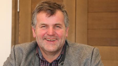 Will Bürgermeister bleiben, um das Zusammenleben aktiv zu gestalten und nachzuhelfen, wo es nötig sei: Megesheims Bürgermeister Karl Kolb.