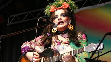 Nina Hagen beim Wudzdog 2017: 20 Jahre nach dem Start wird es das Festival in Dornstadt erstmals nicht geben.