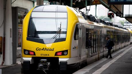 Das Unternehmen Go Ahead löst im Dezember 2022 die Deutsche Bahn als Betreiber der Zugverbindungen von Aalen nach Augsburg/München ab. Für Fahrgäste in der Region bedeutet das Verbesserungen.