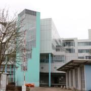 Unser Bild zeigt das Stiftungskrankenhaus Nördlingen.