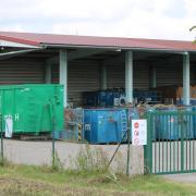 Auf den Recyclinghöfen gelten Vorsichtsmaßnahmen.