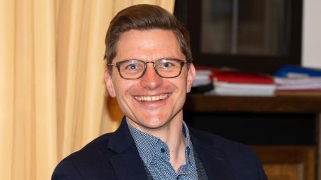 David Wittner ist der Nachfolger von Nördlingens Oberbürgermeister Hermann Faul. Im Rathaus nahm er am Sonntagabend die Wahl offiziell an.