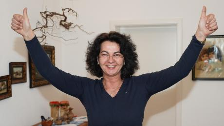Martina Göttler erhielt bei der Stichwahl in Hohenaltheim 64,2 Prozent der Stimmen. Damit ist sie neue Bürgermeisterin der Gemeinde.