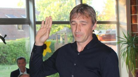 In Fremdingen gibt es erstmals einen Dritten Bürgermeister. Der neue Gemeinderat hat Gerhard Altenburger (Bild) in dieses Amt gewählt.
