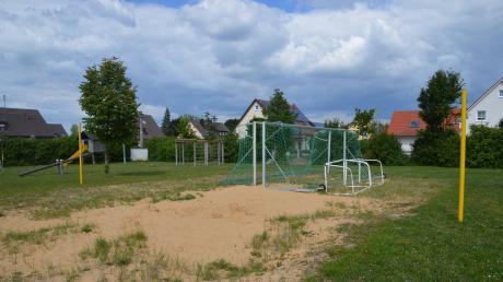 Laubs Bürger wollen den Spielplatz neu gestalten.