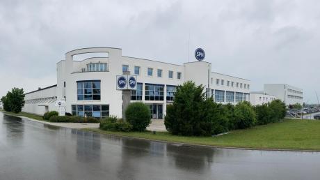 Am heutigen Hauptsitz am Nördlinger Stadtrand hat SPN Schwaben Präzision noch 2016 expandiert. In wirtschaftliche Probleme geraten war das Unternehmen bereits 2014. Erstmals werden jetzt Mitarbeiter gekündigt.