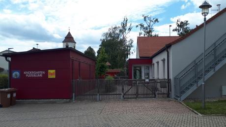 In den kommenden Jahren steht in Möttingen die bauliche Erweiterung des Kindergartens an. Ein unmittelbar angrenzendes gemeindliches Grundstück kommt für dieses Vorhaben infrage.