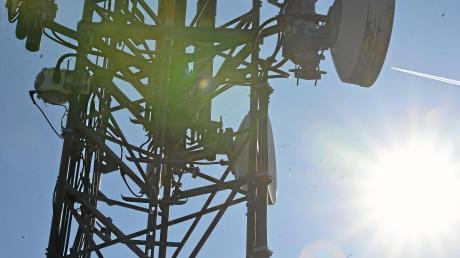 Je 40 Meter hoch werden sollen nach den aktuellen Plänen der Gemeinde Munningen die Funkmasten.