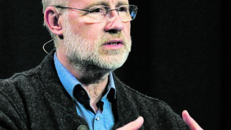 Der Physiker Harald Lesch berichtete im ZDF am Beispiel des Nördlinger Rieses über Asteroideneinschläge.