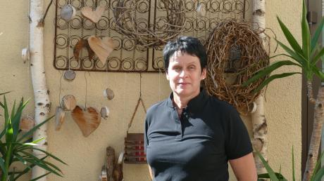 Christina Mayer betreibt seit gut einem Jahr das Gasthaus Lamm in Marktoffingen. Bei ihrer Arbeit im Gasthaus stehen ihr die Familie, die Belegschaft und die Vorbesitzer immer zur Seite.