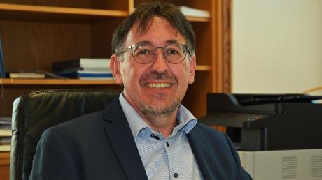 Forheims neuer Bürgermeister Andreas Bruckmeier steht einem Windpark aufgeschlossen gegenüber, will aber die Bürger beteiligen.