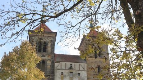 Rund 3,7 Millionen Euro soll die Sanierung der Klosterkirche kosten.