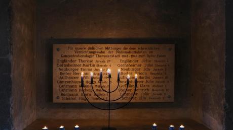 Der Freundeskreis der Synagoge Hainsfarth will gerade in diesem Jahr an die düstere deutsch-jüdische Geschichte erinnern.