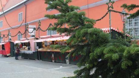 Der Adventszauber in Nördlingen endet am Mittwoch.