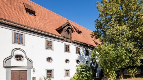 Das Brauhaus ist eines der beiden Museumsgebäude in Maihingen.  Foto: Felix Lochner