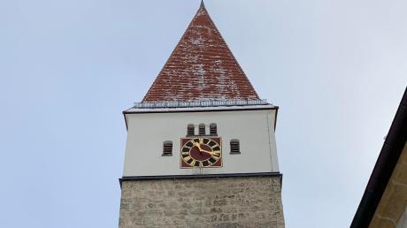 St. Martin in Deiningen.