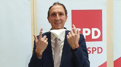 Der Alerheimer Bürgermeister Christoph Schmid tritt bei der Bundestagswahl im September erneut für die SPD in Nordschwaben an. Die Bundeswahlkreiskonferenz Donau-Ries nominierte ihn mit 95,5 Prozent.