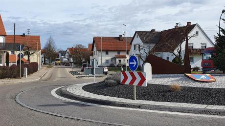 In Fessenheim wird der Verkehr von und nach Wemding ab nächster Woche umgeleitet.