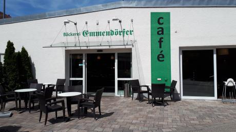 Wo einst die Bäckerei Emmendörfer war, könnte der Bürgerladen in Oettingen entstehen: am Orgelhof im Norden der Stadt.