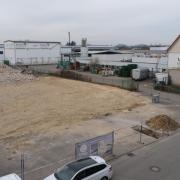 Das Unternehmen Binninger baut auf dem Gelände, wo einst Mölle stand. In der neuen Getränkewelt soll es eine Schaubrennerei geben.