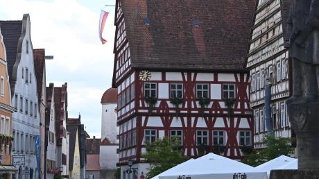 9,1 Millionen in diesem Jahr, 9 Millionen für die folgenden: Die Generalsanierung der Krone dominiert den Haushalt der Stadt Oettingen.