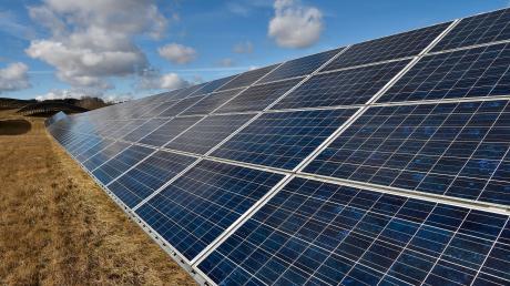 Eine Fotovoltaikanlage soll nordöstlich des Munninger Ortsteils Laub entstehen. Die Bürger sollen sich an ihr beteiligen können.