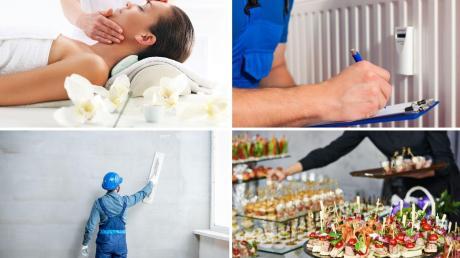 Kosmetik- und Catering-Betriebe leiden in der Krise, während im Bauwesen oder den Sanitär-, Heizung- und Klimabetrieben die Auftragsbücher voll sind. Der Hauptgeschäftsführer der Handwerkskammer Schwaben zieht nach der Woche des Handwerks Bilanz.