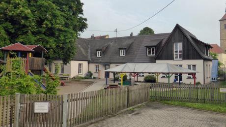 Die Gemeinde Auhausen will den Kindergarten vergrößern.