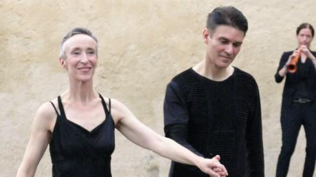 """Die erste Veranstaltung von """"Musica Ahuse"""" stand unter dem Motto """"Prätorius tanzt""""."""