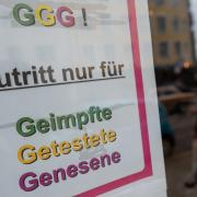 Auch im Landkreis Landsberg gilt weiterhin die 3G-Regel.
