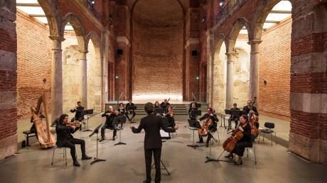 Das Jewish Chamber Orchestra aus München macht am 14. September Halt in der Synagoge in Hainsfarth.
