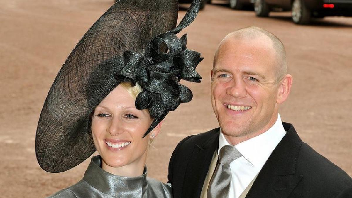 """Noch ein """"Royal Baby"""": Zara Tindall schwanger: Queen"""