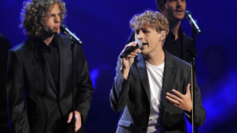 Korr Inland Tim Bendzko Gewinnt Bundesvision Song Contest Promis