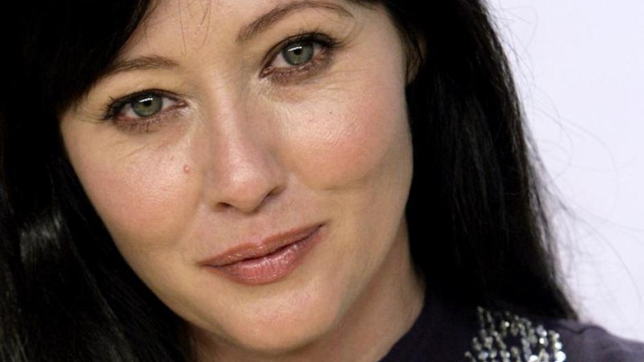 Brustkrebs Shannen Doherty Wie Sie Wegen Der Chemo Ihre Haare