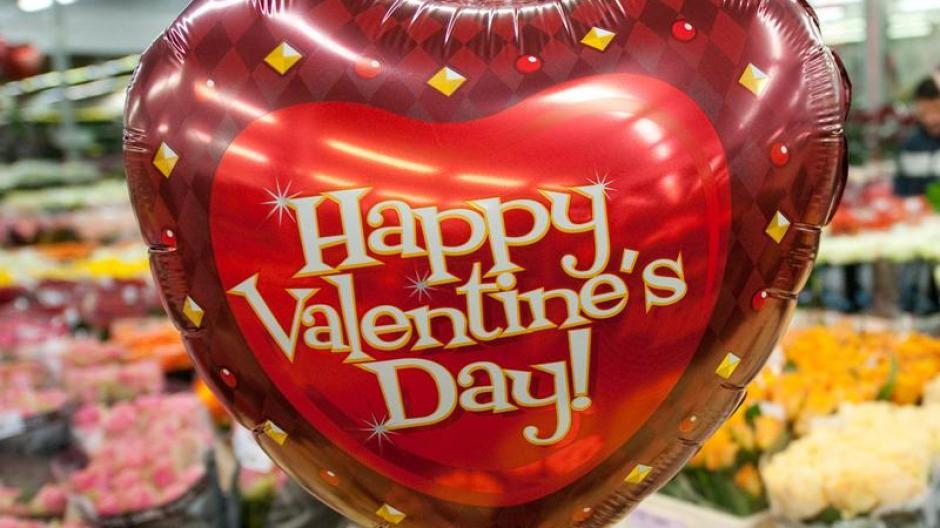 Gesellschaft Anti Valentinstag Bewegung In London Promis