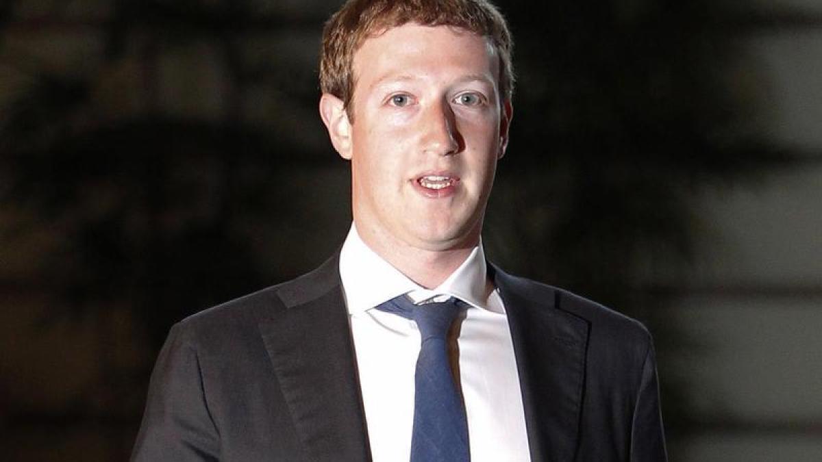 Finanzen Zuckerberg Sturzt In Reichen Rangliste Ab Augsburger Allgemeine