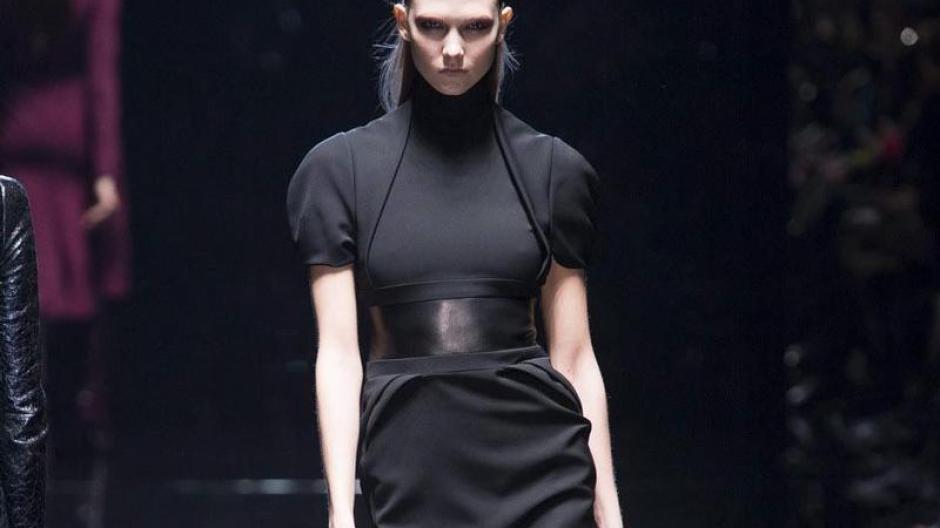 Mode: Mailänder Modewoche: Femme fatale bei Gucci - Promis, Kurioses ...