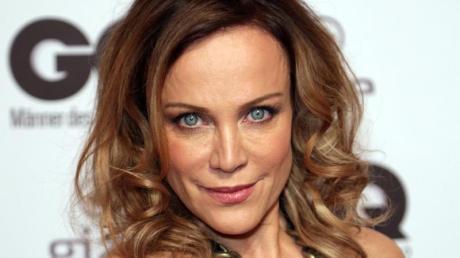 Schauspielerin Sonja Kirchberger ist Single. Foto: Jörg Carstensen