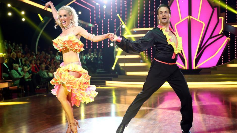 Lets Dance 2014 Lets Dance Finale Alexander Klaws Ist Klarer