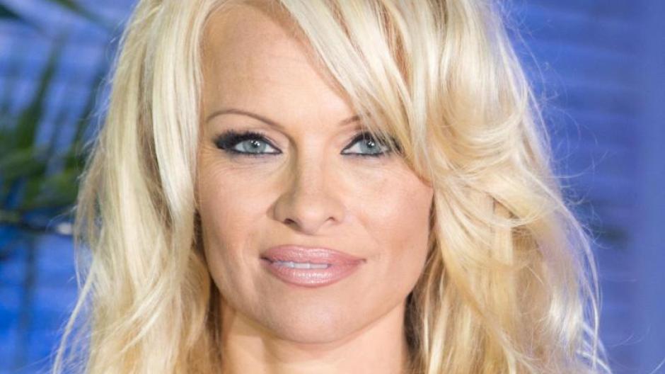 90er-Star: Pamela Anderson: Nackt und schön mit 48