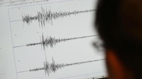 Die Schwäbische Alp wurde von einem Erdbeben der Stufe 3,7 erschüttert.