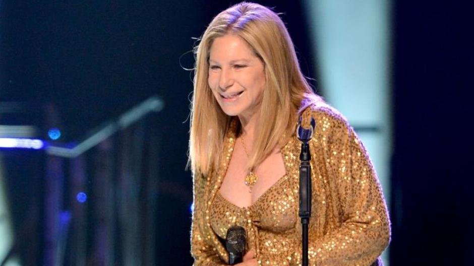 Streisand nase barbra Oprah's Interview