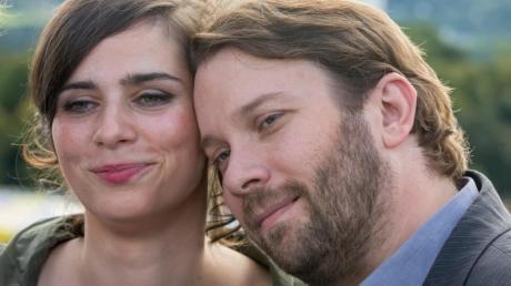 Nora Tschirner und Christian Ulmen in Rudolstadt
